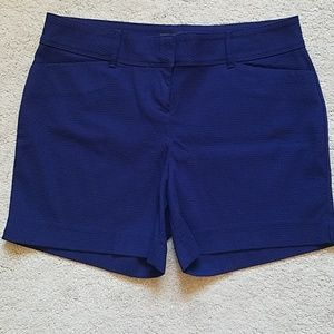 NWOT Limited blue shorts